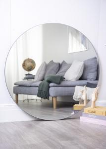 Speil House Doctor Walls Klar 110 cm Ø