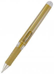 Pentel K230-XO - Metallic Gull Albumpenn - 1 mm