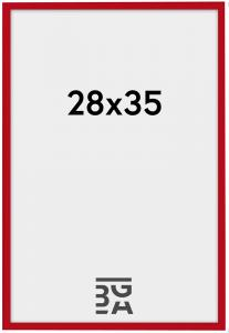 New Lifestyle Rød 28x35 cm