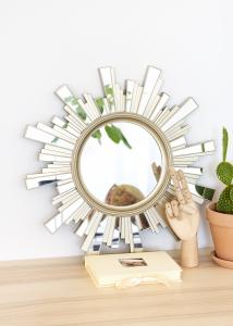 Speil Sol 50x50 cm