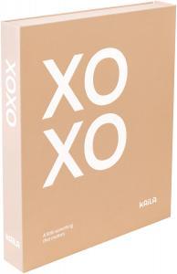 KAILA XOXO Pink - Coffee Table Photo Album (60 Svarte Sider / 30 Ark)