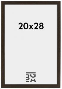 Edsbyn Brun 2I 20x28 cm