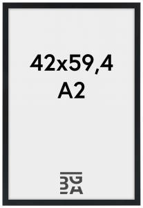 Stilren Svart 42x59,4 cm (A2)