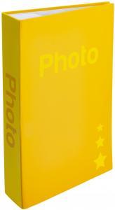 ZEP Fotoalbum Gul - 402 Bilder i 11x15 cm