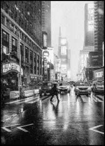 Times Square Plakat