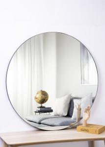 Speil Svart 110 cm ø