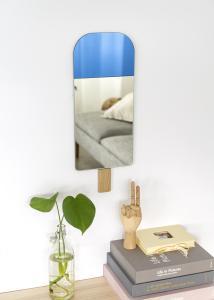 Speil EO Ice Cream Ocean Blue 22x57 cm