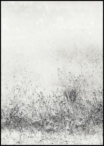 The endless grassfields Plakat