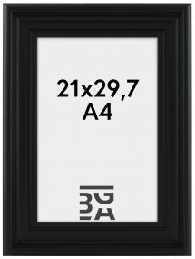 Mora Premium Svart 21x29,7 cm (A4)