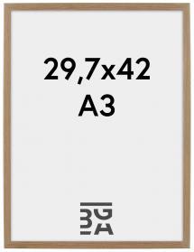 Rock Eik 29,7x42 cm (A3)