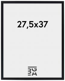 Edsbyn Svart 2E 27,5x37 cm