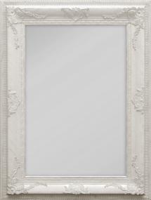 Speil Palermo Antique Hvit 60x90 cm