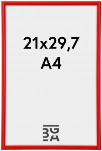 Galeria Rød 21x29,7 cm (A4)
