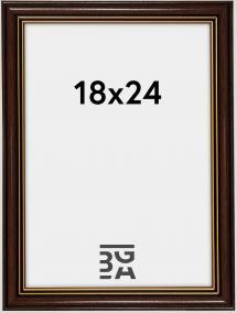 Classic Valnøtt 18x24 cm