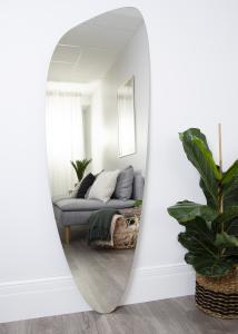 Speil Slim Clear 160x57 cm
