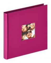 Fun Album Lilla - 18x18 cm (30 Svarte Sider / 15 ark)