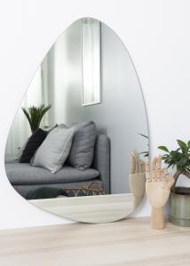 Speil Egg 50x70 cm