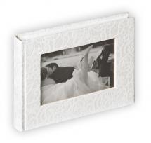 Music - 22x16 cm (40 Hvite Sider / 20 Ark)