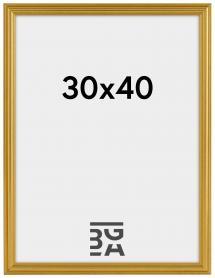 Frigg Gull 30x40 cm