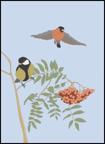 An Autumn Day Plakat