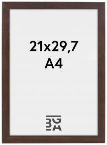 Stilren Valnøtt 21x29,7 cm (A4)