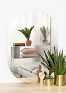 KAILA Speil Oval 70x100 cm