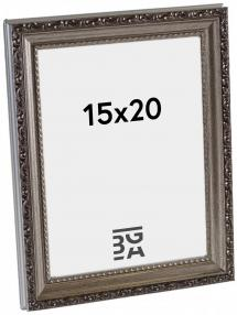 Abisko Sølv PS288 15x20 cm