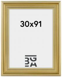 Mora Premium Sølv 30x91 cm