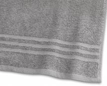 Håndkle Basic Frotté - Grå 50x70 cm