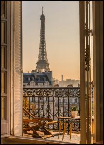 Afternoon In Paris Plakat