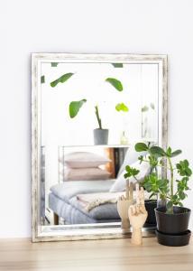 Speil Kallsta Sølv 60x80 cm