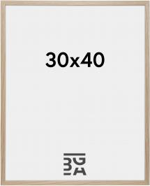 Ramme Edsbyn Eik 30x40 cm