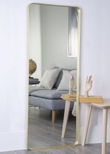 Speil Messing 60x152 cm