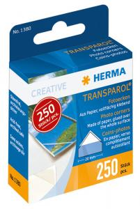 Herma Photo Corners - 250 stk.