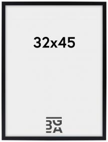 Edsbyn Svart 32x45 cm