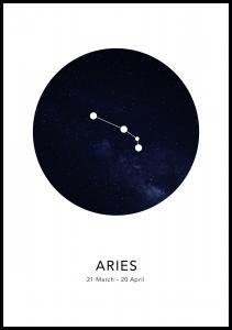Aries Plakat