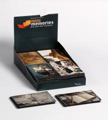 Mini Memories Travel 6 varianter - 40 Bilder i 10x15 cm - 36-pk