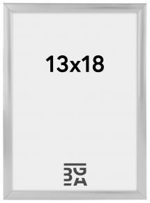 PosterrammeSølv 13x18 cm