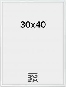 Galeria Hvit 30x40 cm