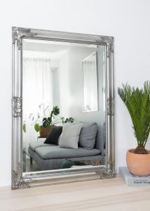 Speil Bologna Sølv 60x90 cm