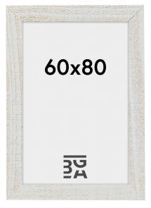Home Hvit 60x80 cm