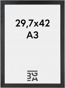 Black Wood 29,7x42 cm (A3)