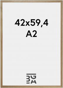 Ramme Trendy Eik 42x59,4 cm (A2)
