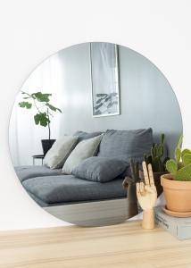 KAILA Rundt Speil Smoked Grey 70 cm Ø