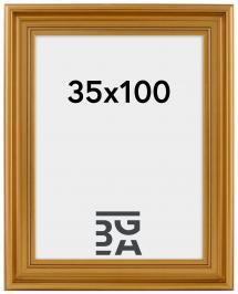 Mora Premium Gull 35x100 cm