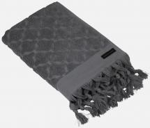 Håndkle Miah - Mørkegrå 70x140 cm