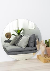 KAILA Rundt Speil 60 cm Ø