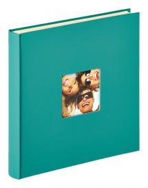 Fun Selvklebende Grønn - 33x34 cm (50 Hvite sider / 25 ark)