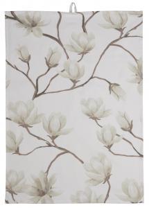 Kjøkkenhåndduk Magnolia - Sand