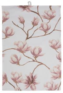 Kjøkkenhåndduk Mangolia - Rosa